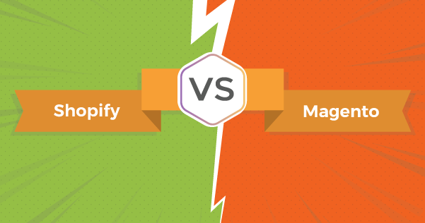 Shopify vs Magento a short note