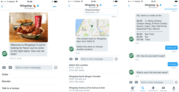 Wingstop-twitter-facebook-messenger-chatbot