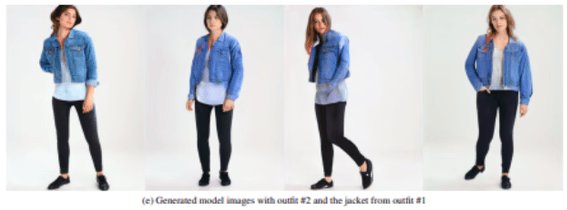 GAN Fashion Models